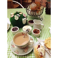 Photo taken at The Tea Cosy by Katherine S. on 3/2/2014