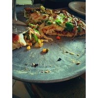 Photo taken at Ladrillos Pizza by Catherine P. on 11/2/2013