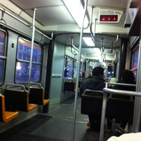 Photo taken at Linea Tram 23 by Olavo on 10/30/2013