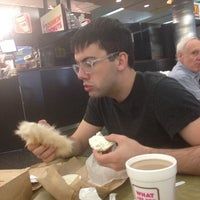 Photo taken at Dunkin Donuts by Kayla H. on 6/19/2013