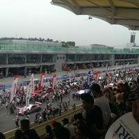 Photo taken at Sepang International Circuit (SIC) by Eu Gene on 6/16/2013