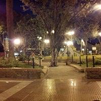 Photo taken at Plaza 9 de Julio by Martín F. on 10/14/2012