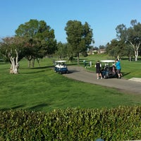 Photo taken at Lake San Marcos Country Club Golf Course by Mary H. on 3/13/2014