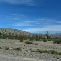 Foto tomada en Parque Nacional Los Cardones por Arq. Yao el 3/1/2014