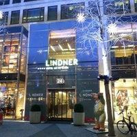 Photo taken at Lindner Hotel am Ku'Damm by Markus K. on 1/9/2014
