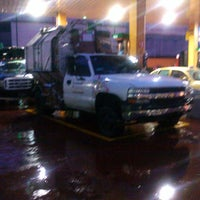 Photo taken at Gas El Escudo by Betoo O. on 6/28/2014
