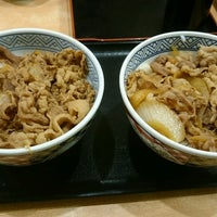 Photo taken at Yoshinoya by Differ S. on 5/7/2017