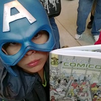 Photo taken at Emerald City Comicon by MrLemon on 3/28/2014