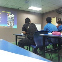 Photo taken at Kota Samarahan Industrial Training Institute - Institut Latihan Perindustrian (ILP) Kota Samarahan) by Gibson H. on 6/9/2013