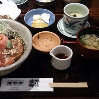 Photo taken at 遠野物語 by はにゃ ほ. on 9/13/2014