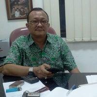 Photo taken at Ruangan Kerja Kabid Kewilayahan by Ronald S. on 6/20/2013