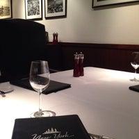 Photo taken at manhattan bar by new york steakhouse by Kanitha I. on 5/22/2015