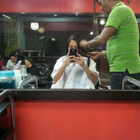 Photo taken at Eman's Salon by Gerlie D. on 6/24/2013
