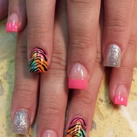 Photo taken at Club Nails by Wanida M. on 7/31/2013