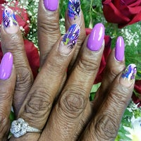 Photo taken at Club Nails by Wanida M. on 7/24/2013