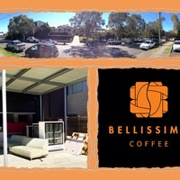 Photo taken at Bellissimo Coffee by Loay A. on 8/5/2013