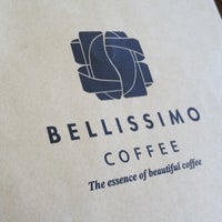 Photo taken at Bellissimo Coffee by Loay A. on 8/12/2013