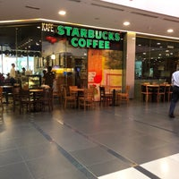 Photo taken at Starbucks Coffee by Tupat D. on 3/1/2018