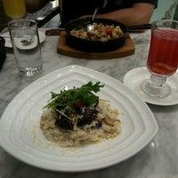 Photo taken at Café Balencia by Joanne K. on 10/28/2013