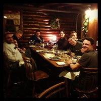Photo taken at Garnet Hill Lodge by Chris A. on 1/22/2013
