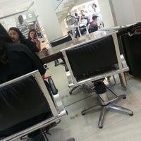 Photo taken at Ricardo Maia Hair & Makeup by Laryssa L. on 12/17/2013