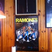 Photo taken at Röschti Rock Restaurant by Laryssa L. on 1/27/2013