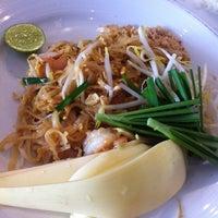 Photo taken at Thai Airways (TG) Restaurant by Sharon W. on 11/12/2012