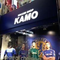 1/12/2013にken t.がサッカーショップKAMO 渋谷店で撮った写真