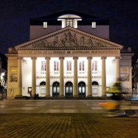 Photo prise au La Monnaie par Nick A. le12/17/2012