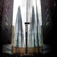 Photo taken at 3 More London Riverside by Nick A. on 4/24/2013