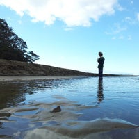 Photo taken at Long Bay Regional Park by Nick A. on 6/2/2013
