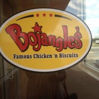 Photo taken at Bojangles' Famous Chicken 'n Biscuits by Michelle on 9/11/2016