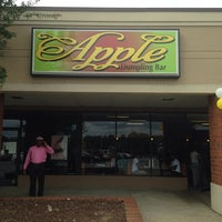 Photo taken at Apple Dumplings Bar by Michelle on 9/28/2014