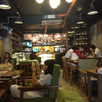 Photo taken at Café Kivhan Coffee® by Macai A. on 7/25/2013