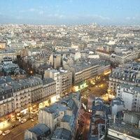 Photo prise au Hyatt Regency Paris Étoile par Reynald V. le1/30/2013