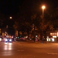 Photo taken at H Hansemannplatz by Tobias on 10/27/2012