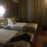3/22/2018 tarihinde 𝓜𝓤𝓢 𝓐 .ziyaretçi tarafından SV Business Hotel'de çekilen fotoğraf