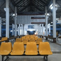 Photo taken at Phatthalung Bus Terminal by Naronglert Y. on 12/4/2012
