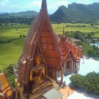 Photo taken at Wat Tham Sua by Naronglert Y. on 6/9/2013