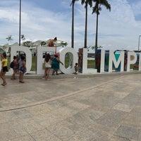 Photo taken at Rio de Janeirp Brasil by Cecy R. on 2/7/2016