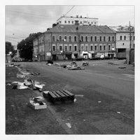 Photo taken at Baumanskaya Street by Анастасия Л. on 6/16/2013