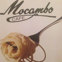 Photo taken at Mocambo Café by Mansing S. on 3/11/2014