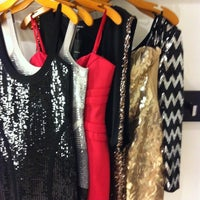 Photo taken at Bebe by Brittney A. on 11/29/2012