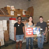 ... Photo Taken At Mission Hills Self Storage By Reach Out And Read L. On 7