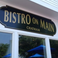 Photo taken at Bistro On Main by Katherine W. on 6/23/2013