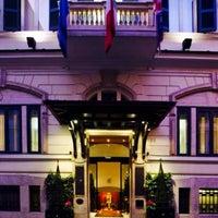 Foto scattata a Hotel Britannia Roma da Tatiana S. il 7/18/2014