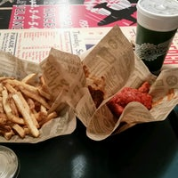 Photo taken at Wingstop by Albino From About on 9/5/2016
