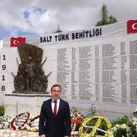 Photo taken at Salt Türk Şehitliği by Orhan K. on 3/20/2016