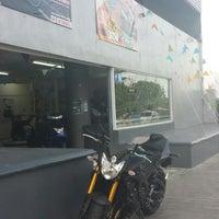 Photo taken at Yamaha Motos by guillermo b. on 6/20/2013