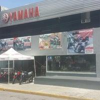 Photo taken at Yamaha Motos by guillermo b. on 7/23/2013